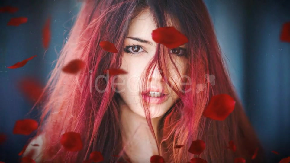 Rose Parallax Slideshow - Download Videohive 19313954