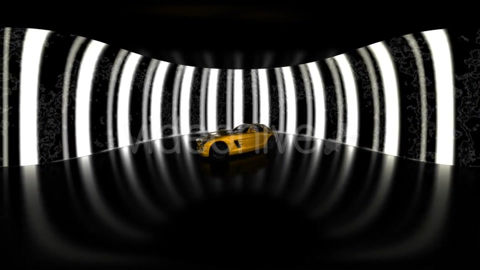 Rotate Luxury Sport Car in Virtual Reality - Download Videohive 21226211