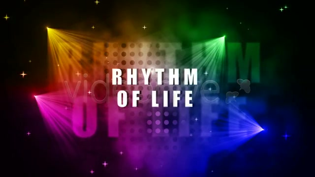 RYTHM OF LIFE Presentation - Download Videohive 118913