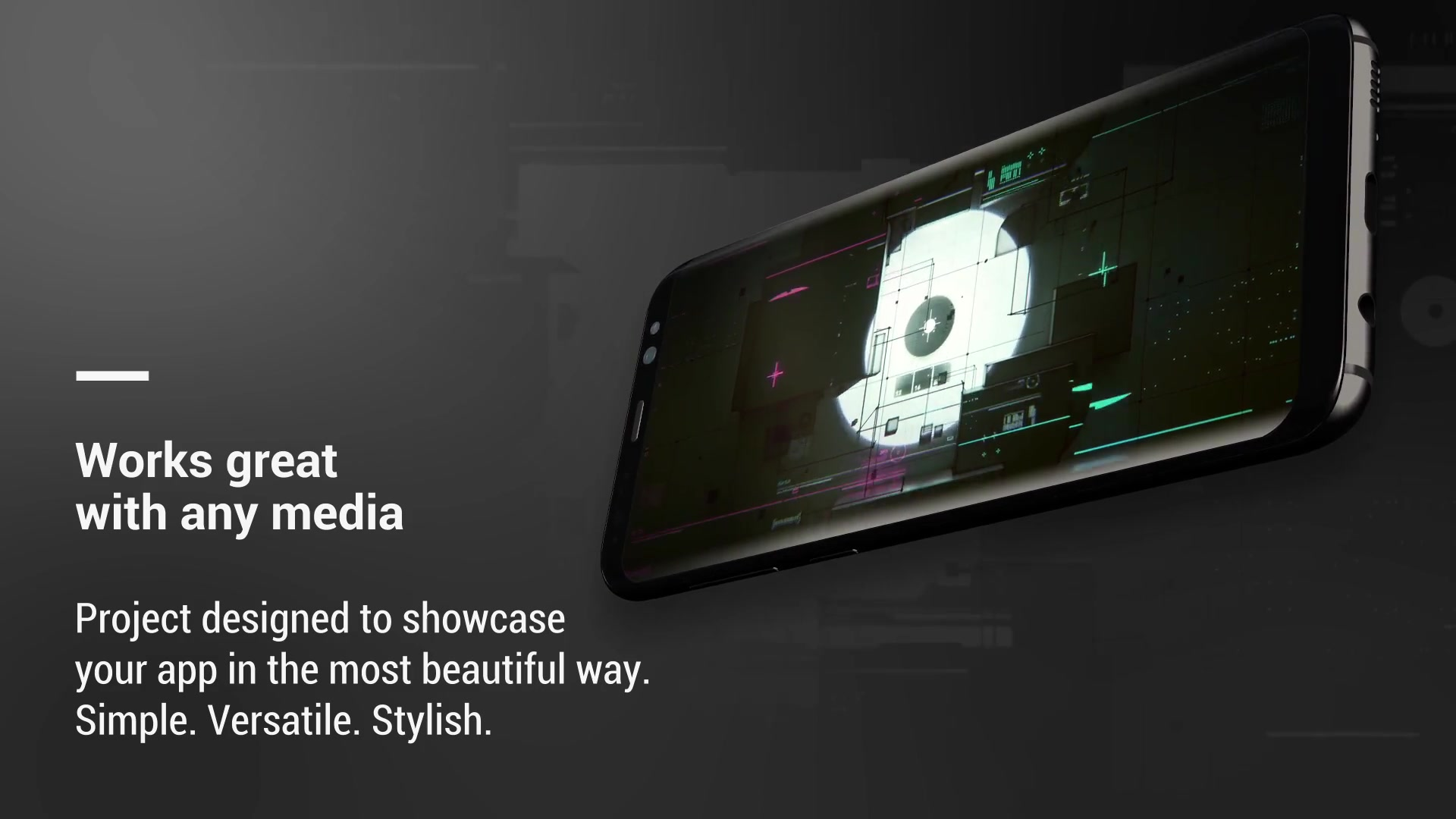 S Phone App | Presentation - Download Videohive 20789586
