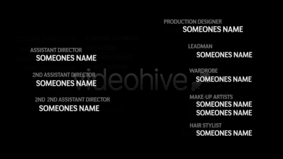 Saul Bass Vintage Credits - Download Videohive 3178644