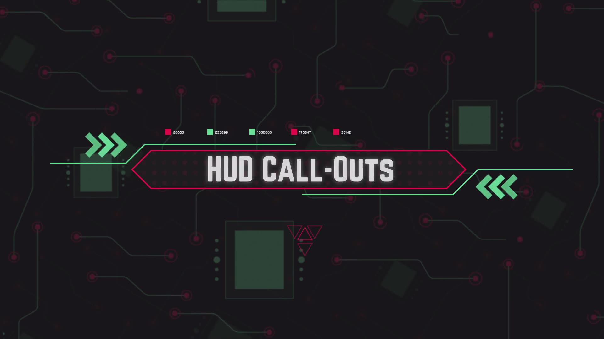 Sci Fi Call Outs - Download Videohive 19940907