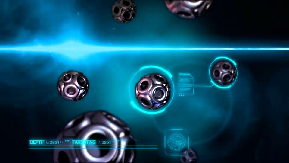 Sci Fi Hi Tech Micro Electric Wire - Download Videohive 7602713