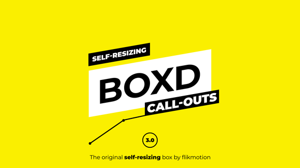 Self Resizing Call Outs - Download Videohive 22136510