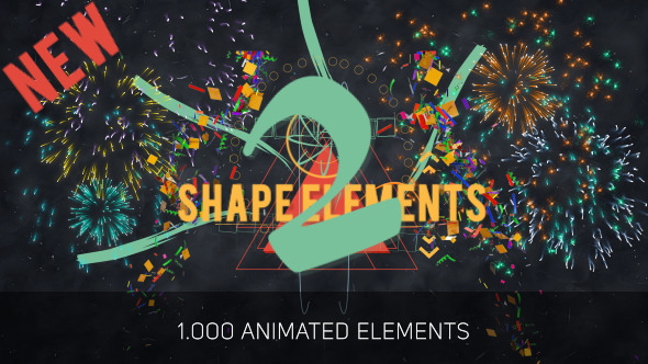 Shape Elements 2 - Download Videohive 10371983