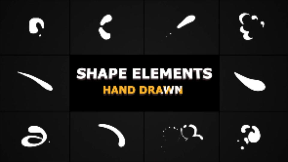 Shape Elements - Download Videohive 21307130