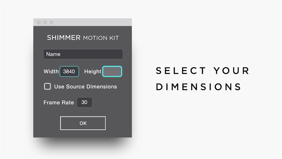 Shimmer Motion Kit - Download Videohive 21189094