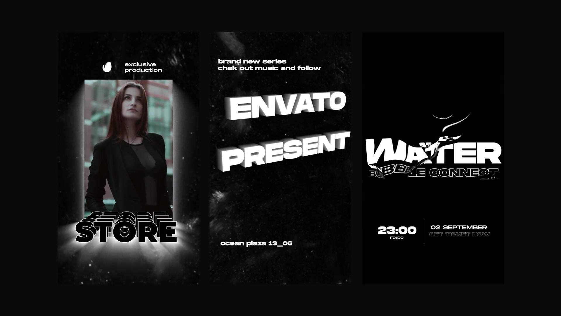 Shock | Motion Graphics Pack Videohive 24181222 After Effects Image 5