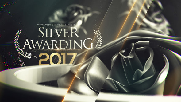 Silver Awarding Pack - Download Videohive 20427314