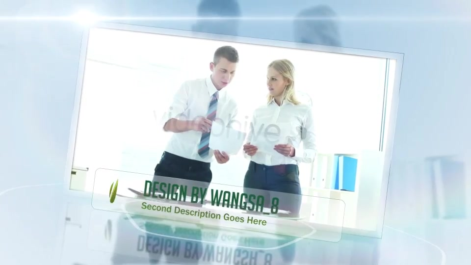 Simple Folding Corporate - Download Videohive 6268360