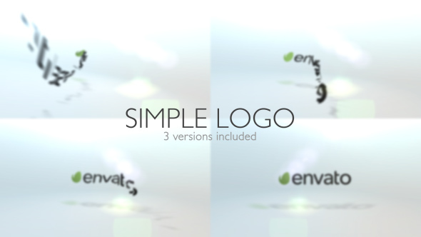 Simple Logo - Download Videohive 14645991
