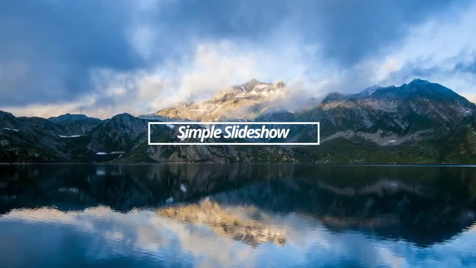 Simple Slideshow - Download Videohive 10731099