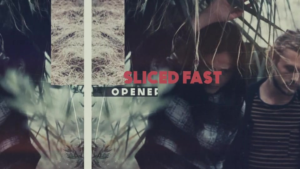 Sliced Fast Opener - Download Videohive 15802247