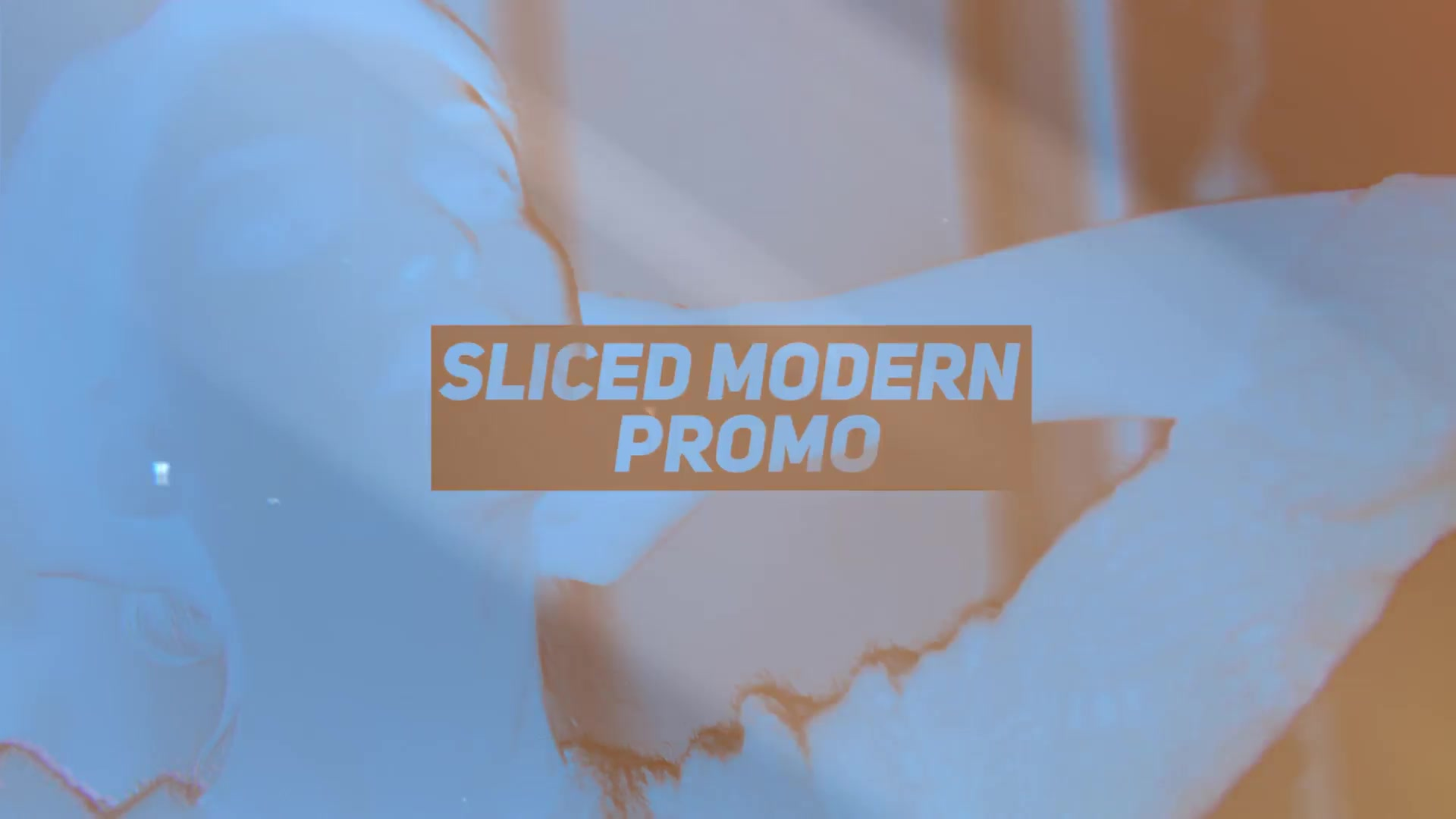 Sliced Modern Promo - Download Videohive 20789431