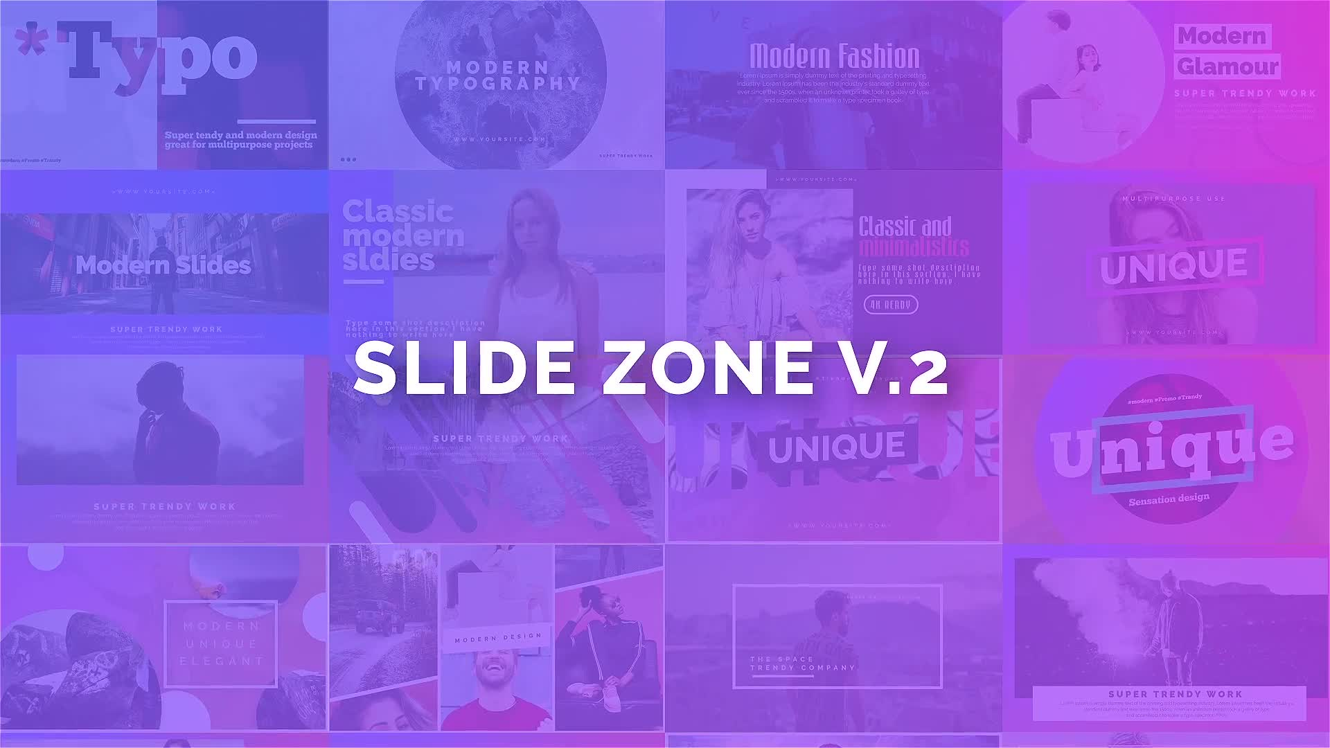 Slide Zone v.2 - Download Videohive 22824201