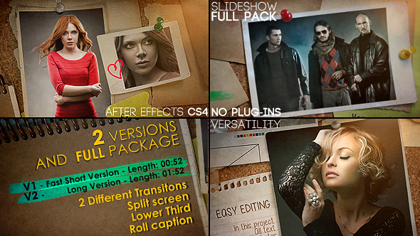 Slideshow Full Pack - Download Videohive 14273955
