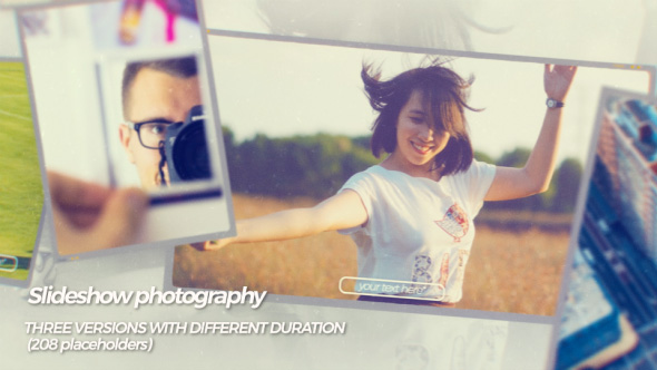Slideshow photography - Download Videohive 16920866