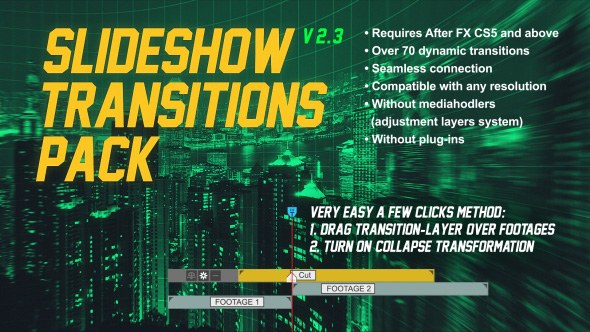 Slideshow Transitions Pack - Download Videohive 17811440