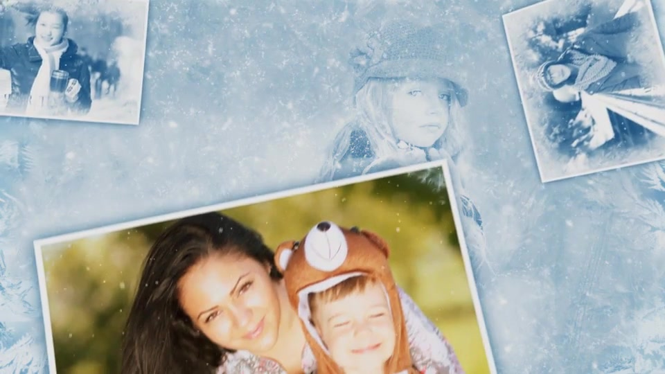 Slideshow Winter - Download Videohive 18821798