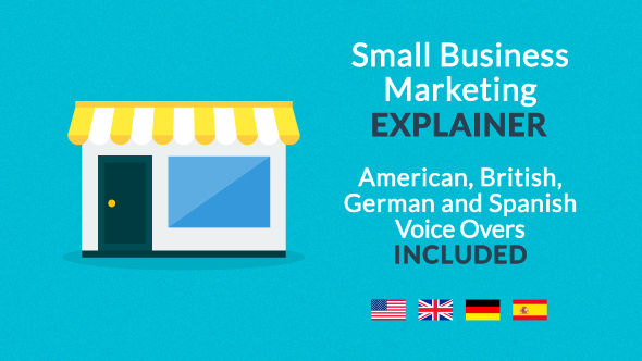 Small Business Marketing Explainer - Download Videohive 19535919
