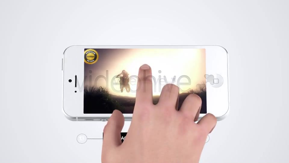 Smart Phone5 App Presentation - Download Videohive 4929486