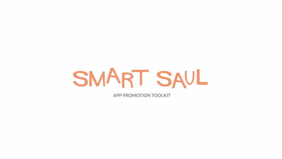 Smart Saul App Promo Kit - Download Videohive 11409483