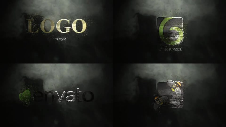 Smoke And Dust - Download Videohive 8059937