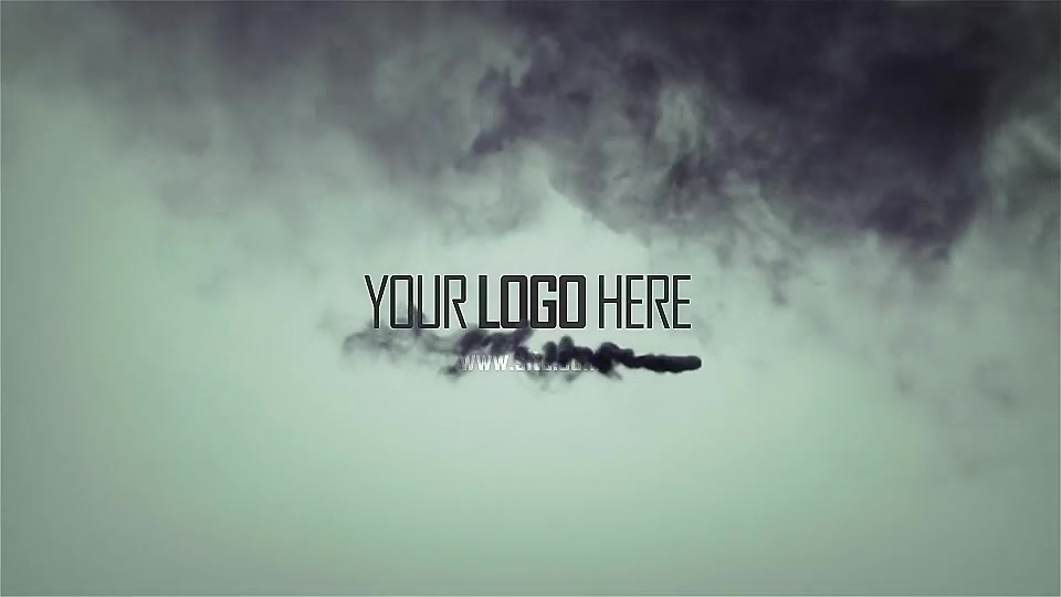 Smoke Logo Reveal - Download Videohive 15285823