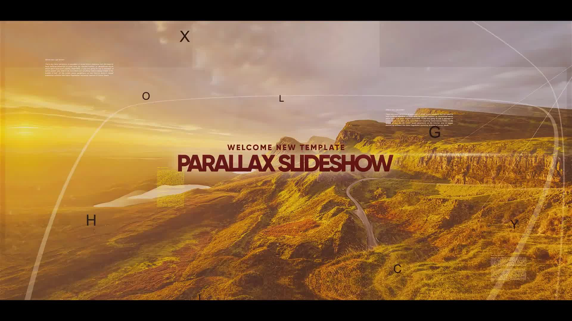 Smooth Angles Parallax Slideshow - Download Videohive 21667361