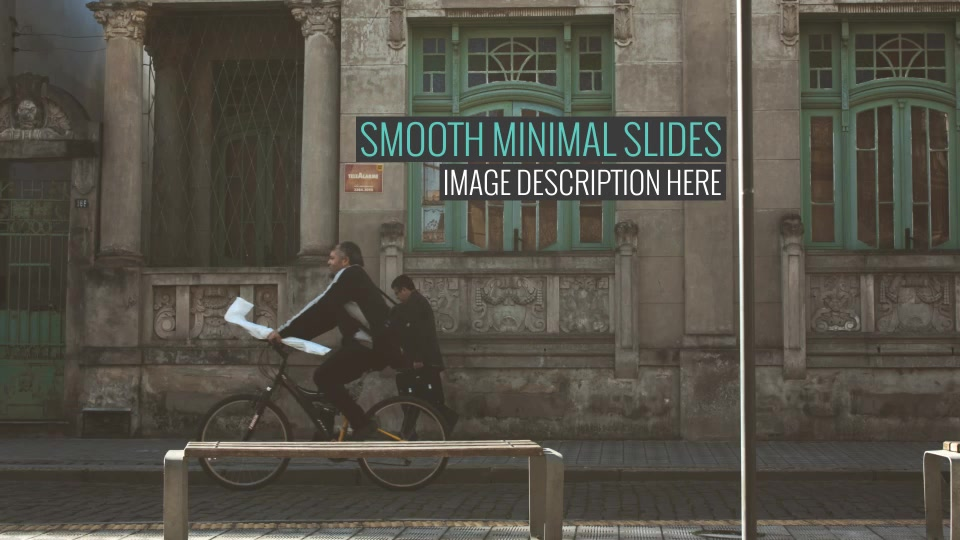 Smooth Minimal Slides - Download Videohive 9277042