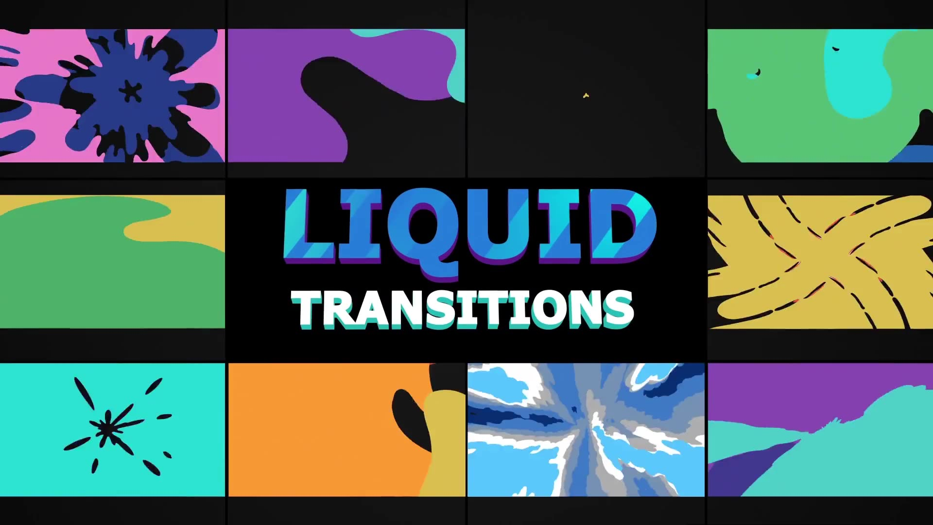 Smooth Transitions | After Effects Videohive 26116522 After Effects Image 2