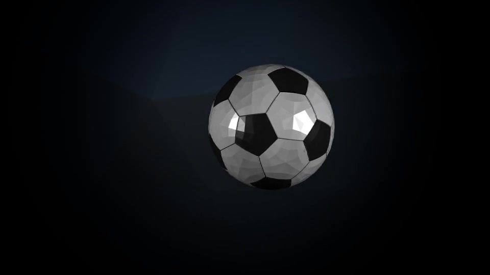 Soccer Kick Player Logo Videohive 16437927 After Effects Image 4