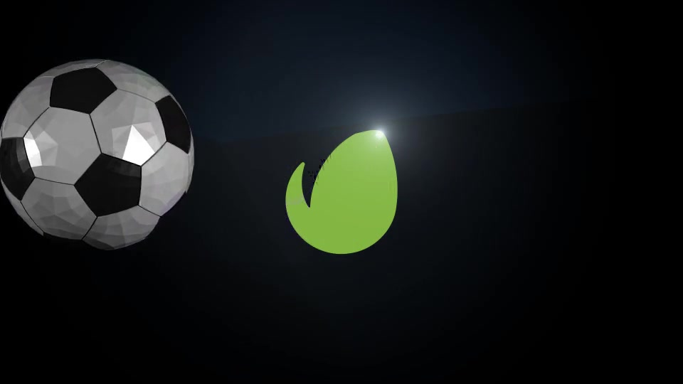 Soccer Kick Player Logo Videohive 16437927 After Effects Image 6