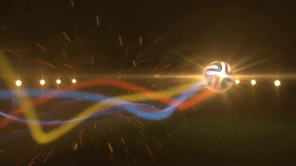 Soccer Opener Apple Motion - Download Videohive 16396976
