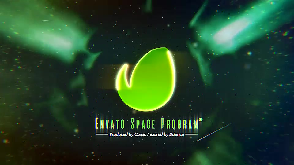 Space Show Logo Title - Download Videohive 22465410