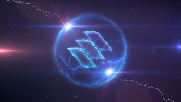 Space Storm Logo - Download Videohive 17966001