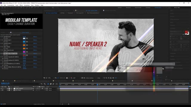 Speakers Intro - Download Videohive 20214300