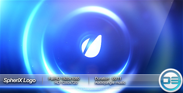 SpheriX Logo Intro - Download Videohive 2375045