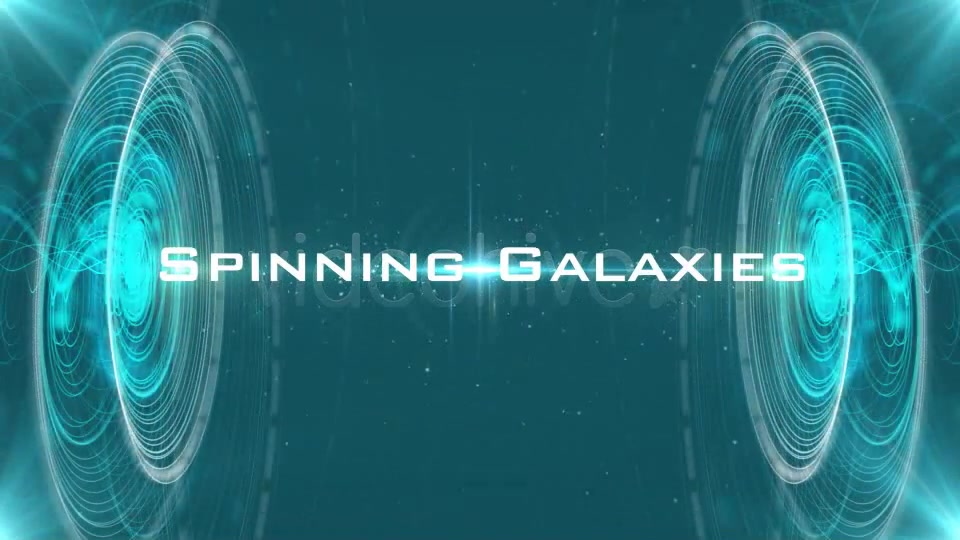 Spinning Galaxies - Download Videohive 142638