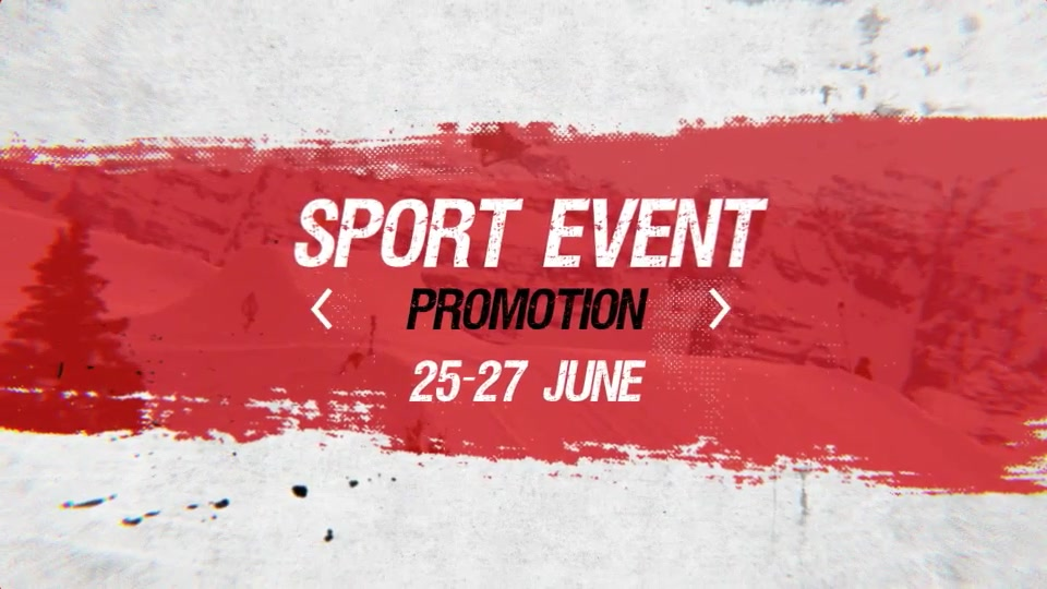 Sport Event Promo - Download Videohive 15929764