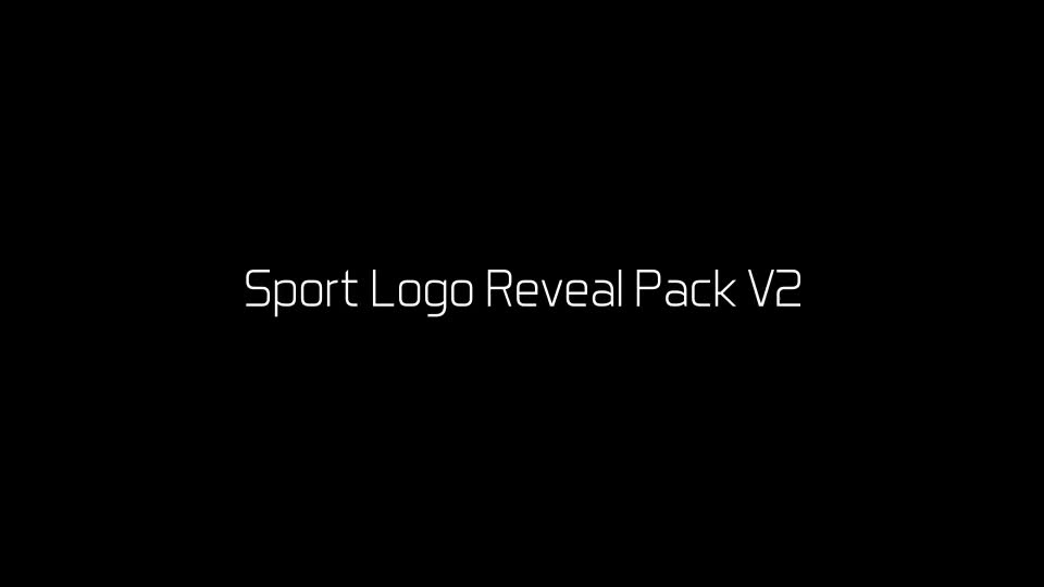 Sport Logo Reveal Pack V2 - Download Videohive 7908235