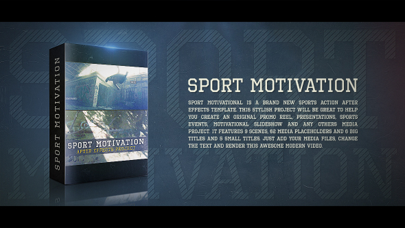 Sport Motivation - Download Videohive 19976464