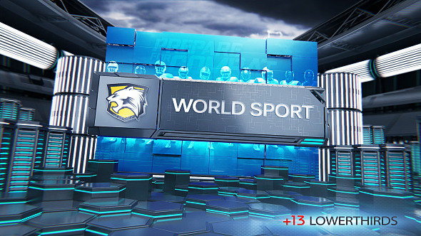 Sport Opener - Download Videohive 12243681