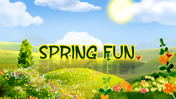 Spring Fun Apple Motion - Download Videohive 7050172