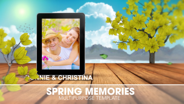 Spring Memories - Download Videohive 8831786