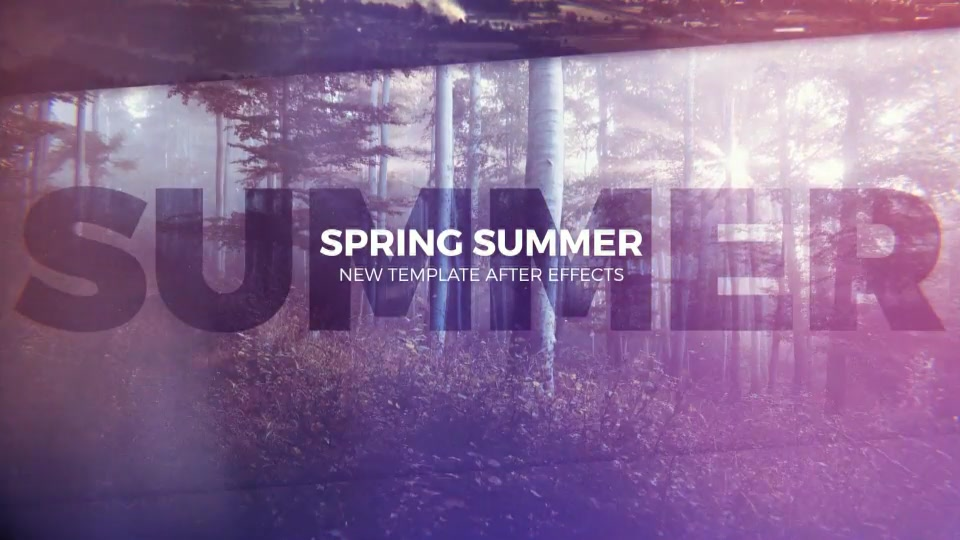 Spring summer - Download Videohive 13278216