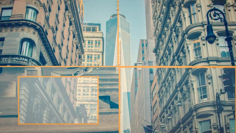 Squared and Line Slide - Download Videohive 9221542