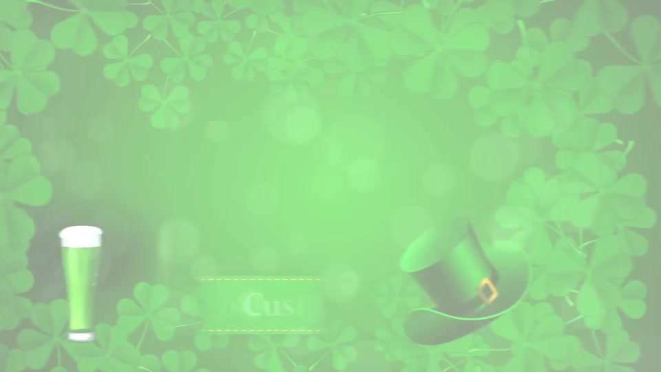 St Patricks Day Special Promo Apple Motion - Download Videohive 21556166