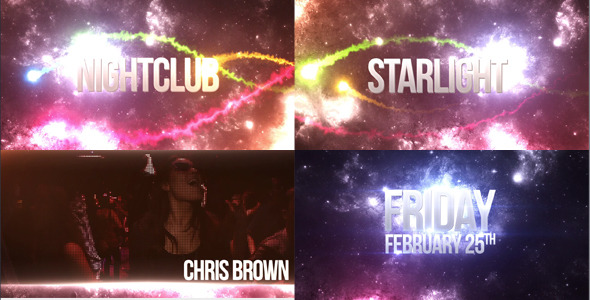 Starlight Promo - Download Videohive 3854874