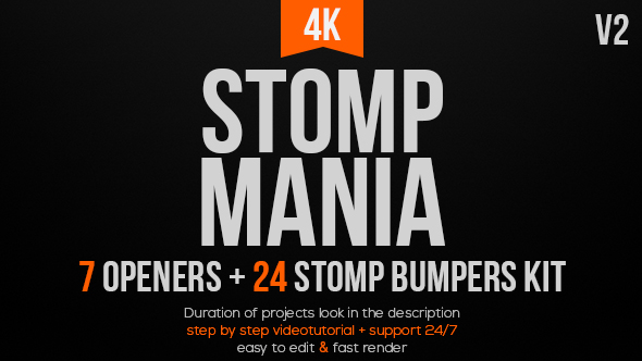 Stomp Mania - Download Videohive 20115231